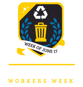 Waste & Recycling Workers Week